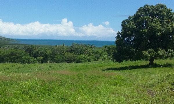 Tuvu vacant land