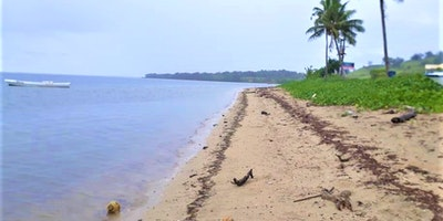 Beachfront Lot For Sale