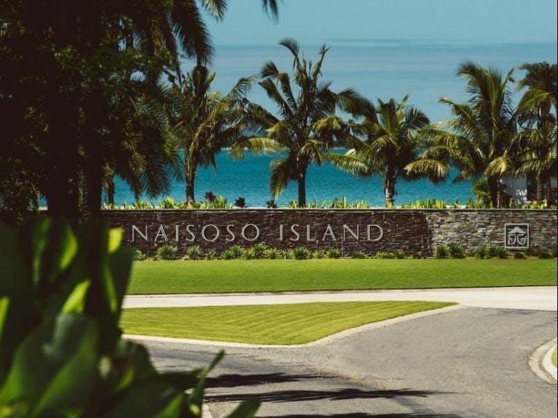 Naisoso Island Lifestyle Lot for Sale