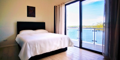 Waterfront Luxury Apartment For Rent