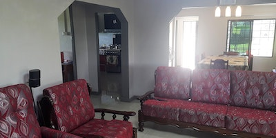 Crown Land with 4 Bedroom House for Sale