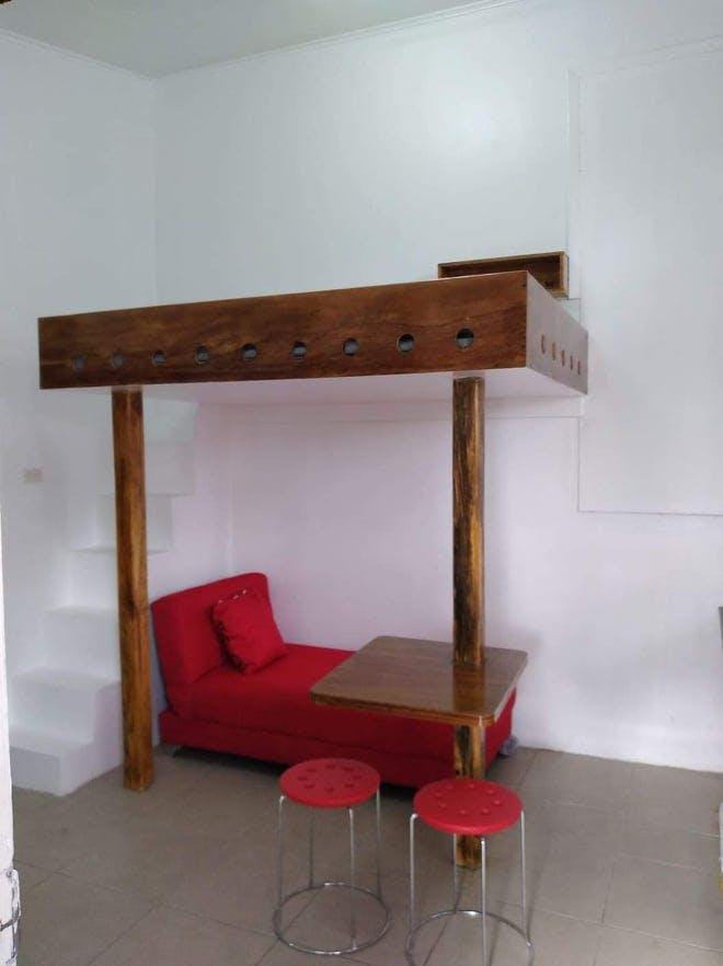 Studio flat for rent