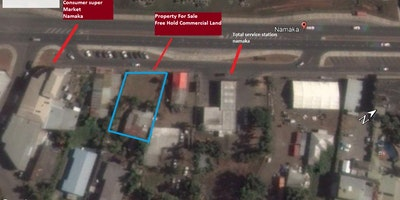 Freehold Commercial Land for Sale