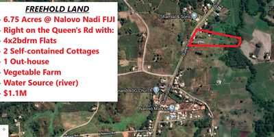 Freehold Land For Sale